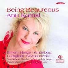 Anu Komsi - Being Beauteous, SACD