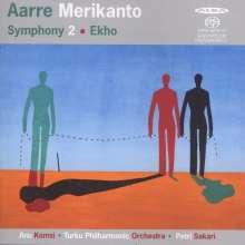 Aarre Merikanto (1893-1958): Symphonie Nr.2, Super Audio CD
