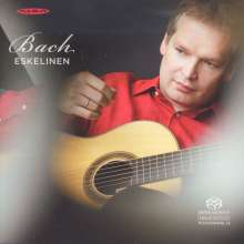 Johann Sebastian Bach (1685-1750): Transkriptionen für Gitarre - Bach, Super Audio CD