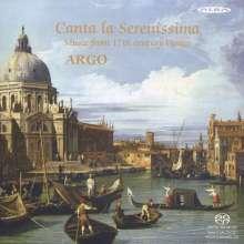Canta La Serenissima - Music from 17th Century Venice, Super Audio CD