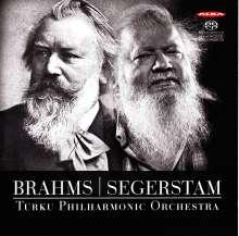 Johannes Brahms (1833-1897): Symphonie Nr.1, SACD
