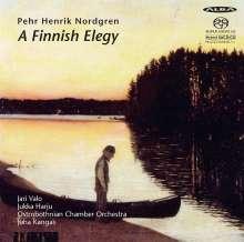 """Pehr Henrik Nordgren (1944-2008): Orchesterwerke """"A Finnish Elegy"""", SACD"""