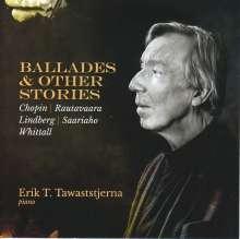 Erik T. Tawaststjerna - Ballades & Other Stories, CD