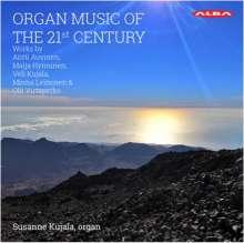 Susanne Kujala - Organ Music Of The 21st Century, CD