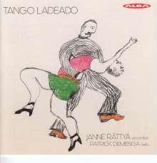 Janne Rättyä - Tango Ladeado, CD