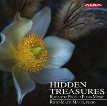 Risto-Matti Marin - Hidden Treasures, Super Audio CD