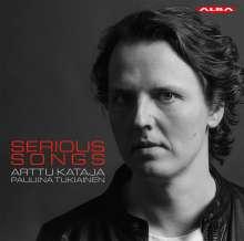 Arttu Kataja - Serious Songs, CD