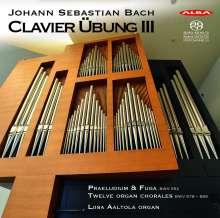 Johann Sebastian Bach (1685-1750): Choräle BWV 678-689, Super Audio CD
