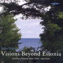 """Veljo Tormis (1930-2017): Chorwerke """"Vision Beyond Estonia"""", CD"""