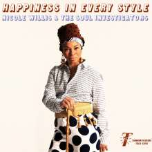Nicole Willis & The Soul Investigators: Happiness In Every Style, LP