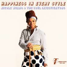 Nicole Willis & The Soul Investigators: Happiness In Every Style, CD