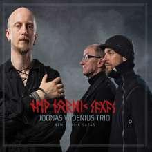 Joonas Widenius: New Nordik Sagas, CD