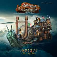 The Samurai Of Prog: Omnibus: The Early Years, 4 CDs