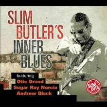 Slim Butler: Slim Butler´s Inner Blues, CD
