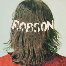 Frank Robson: Robson (Clear Vinyl), LP