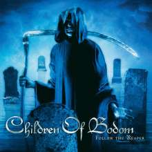 Children Of Bodom: Follow The Reaper (Reissue) (Limited Edition) (Blue Vinyl), 2 LPs