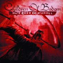 Children Of Bodom: Hate Crew Deathroll (Red Vinyl) (Reissue), 2 LPs