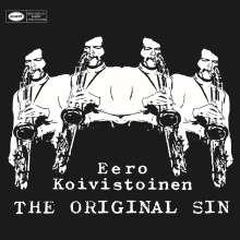 Eero Koivistoinen (geb. 1946): The Original Sin, LP