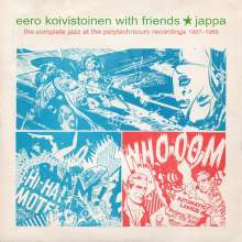 Eero Koivistoinen (geb. 1946): Jappa: The Complete Jazz At The Polytechnicum 1967 - 1968, 2 LPs