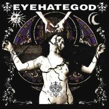 EyeHateGod: Eyehategod (Limited Edition) (Clear/Black Splatter Vinyl), LP
