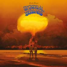 Spiritual Beggars: Earth Blues (Limited Edition) (Yellow W/ Red Splatter Vinyl), 2 LPs