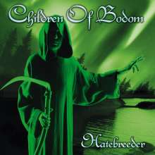 Children Of Bodom: Hatebreeder (Limited Edition) (Purple Vinyl), 2 LPs