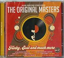 The Original Masters: Funky, Soul And Much More Vol.7, CD