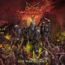Ravens Creed: Give War A Chance, CD