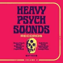 HPS Compilation Vol.V, CD