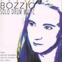 Terry Bozzio: Solo Drum Music I, CD