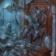 Månegarm: Vargaresa (Re-Mastered), CD