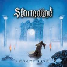Stormwind: Legacy Live (remastered), LP