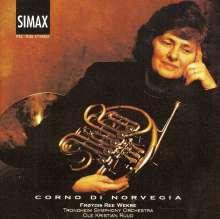 Wolfgang Plagge (geb. 1960): Hornkonzert op.49, CD