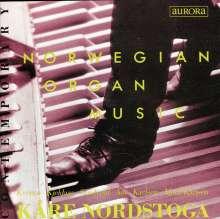 Orgelmusik: Norwegian Organ Music, CD
