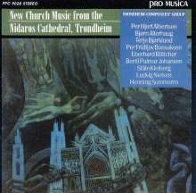 New Church Music from the Nidaros Cathedral, Trondheim, CD