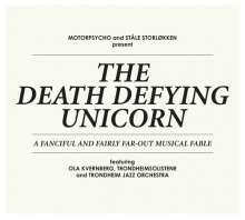 Motorpsycho & Stal Storlokken: The Death Defying Unicorn - A Fancyful and Fairly Far-Out Musical Fable, 2 LPs