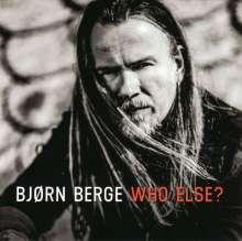 Bjørn Berge: Who Else?, LP