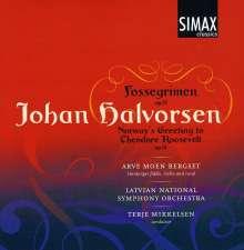 Johan Halvorsen (1864-1935): Fossegrimen op.21 (Bühnenmusik), CD