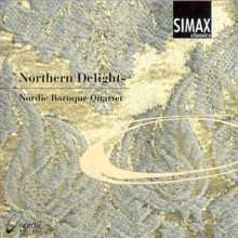 Nordic Baroque Quartet - Northern Delights, CD