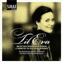 Isa Katharina Gericke - Lil Eva, CD