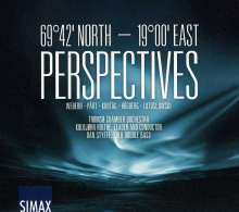 Tromso Chamber Orchestra - Perspectives, CD
