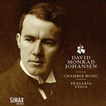 David Monrad Johansen (1888-1974): Kammermusik, CD