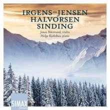 Ludvig Irgens-Jensen (1894-1969): Violinsonate B-Dur, CD