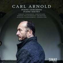 Carl Arnold (1794-1873): Klavierkonzert, CD