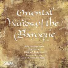 Oriental Winds of the Baroque, CD
