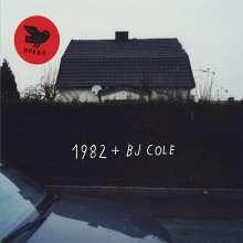 1982 & BJ Cole: 1982 & BJ Cole, CD
