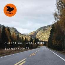 Christian Wallumrød (geb. 1971): Pianokammer, CD