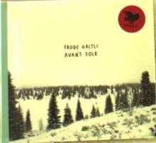 Frode Haltli: Avant Folk, CD