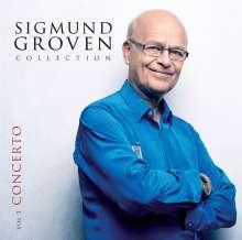Sigmund Groven: Collection Vol.3: Concerto, CD