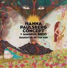 Hanna Paulsberg & Magnus Broo: Daughter Of The Sun, CD